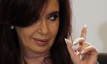 Heinz Fischer trifft argentinische