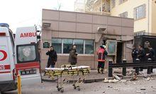 Explosion USBotschaft Ankara
