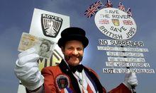 Der drohende Untergang von Rover empörte 2000 ganz Großbritannien. Aufhalten konnte man ihn aber nicht.