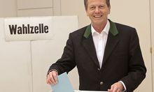 Was er wählt, dürfte keine Überraschung sein: Auch VP-Kärnten-Chef Wolfgang Waldner nutzte den Vorwahltermin am Freitag.