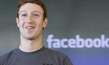 100 Dollar für Facebook-Nachricht an Mark Zuckerberg