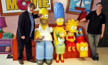 Simpsons Lego schmutzig fuer