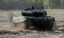 Deutsche Panzer für die Saudis: Merkels heimliche Revolution