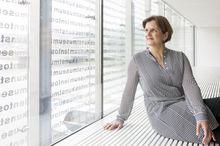 Neue Lentos-Direktorin Hemma Schmutz / Bild: (c) Susanne maschek