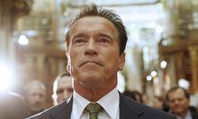 Schwarzenegger Lage perfekt fuer