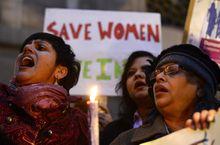 harte indischer Frauen