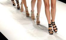 Mode Sprungbretter weite Welt