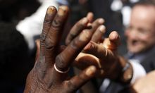 Mali Wien schickt Sanitaeter