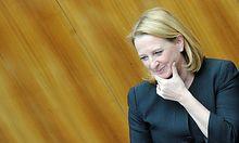 Ministerin Bures dementiert Schierhackl-Blockade