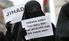 Islamisten drohen Frankreich Terror