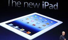 iPad Doppelte Aufloesung keine