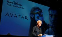 FILE PHOTO - Disney announces agreement to bring ´Avatar´ themed lands to Disney parks