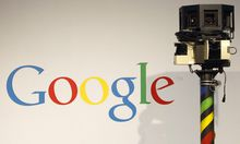 Google Street View dokumentiert