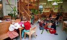 Symbolbild Kindergarten