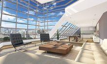Dachgeschoßwohnung im Dritten / Bild: EHL Immobilien