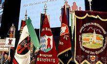 Treffen von Sudetendeutschen in Deutschland