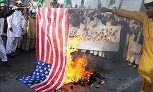 PAKISTAN PROTEST KORAN BURNING