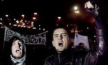 POLAND ACTA PROTEST