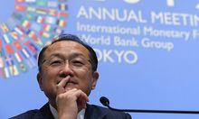 Weltbank-Präsident: Kampf gegen Klimawandel hat Priorität