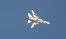 Tote Syriens Luftwaffe greift