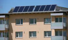 Vorsteuerabzug fuer Solaranlage Dach