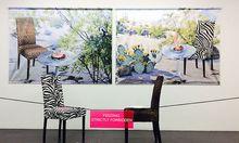 Zebra und Leopard, 2007, Renate Bertlmann / Bild: Galerie Steinek/Bertlmann