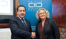 Eroeffnung des neuen Dialogzentrums KAICIID