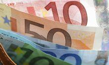 Louisenthal Papierfabrik fertigt Papier fuer Geldscheine