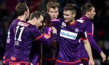 FUSSBALL - BL, A.Wien vs Wacker