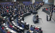 Symbolbild Bundestag