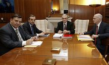 Keine abschließende Einigung bei Athener Sparverhandlungen