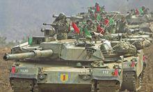 Südkorea startet Militärmanöver