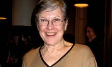 Jan 1 2011 K23315RHART SD1000 PAULA FOX AUTHOR IN NEW YORK CITY ROSE HARTMAN 2001 PUBLICATIO
