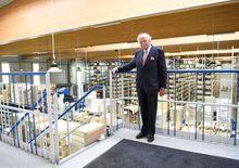 Sammler und Schraubenproduzent Reinhold Würth / Bild: (c) Die Presse (Clemens Fabry)