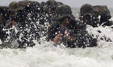 USA und Südkorea starten umstrittene Militärübung