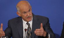 Griechenland: Papandreou sagt USA-Reise ab