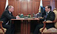 Russland: Putin setzt Vertraute in die Regierung