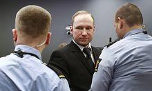 sich Anders Breivik Gericht