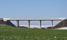 Satzengrabenbrücke an der Nordautobahn / Bild: (c) BERNHARD