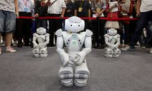 Roboter sollen ueberIch entscheiden
