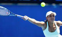 Tennis Paszek Australian Open