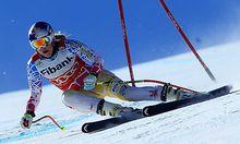 Lindesy Vonn holte mit einem starken Finish ihren 51. Weltcup-Sieg