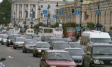 Die Autverkäufe sind in Russland im vergangenen Jahr um 39 Prozent gestiegen