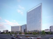 DIe Allianz Real Estate erwarb das Bürogebäude The Icon Vienna. / Bild: Signa
