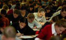 Abweisen geeigneter Studenten inakzeptabel