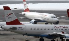 Betriebsversammlung Austrian Airlines