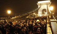 Tausende Studenten demonstrierten erneut