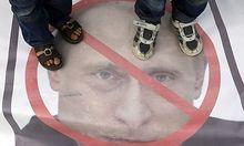 Geheimdienst soll Anschlag auf Putin verhindert haben