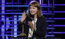 Die deutsche Regisseurin Maren Ade hat in Kalifornien eine erste Trophäe gewonnen.