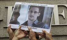 Snowden zwischen Ecuador verschaerft